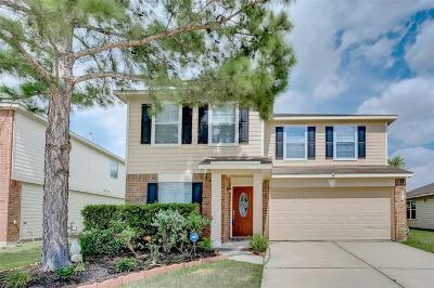 Harris County Single Family Home For Sale: 2610 Knoll Shadows Lane