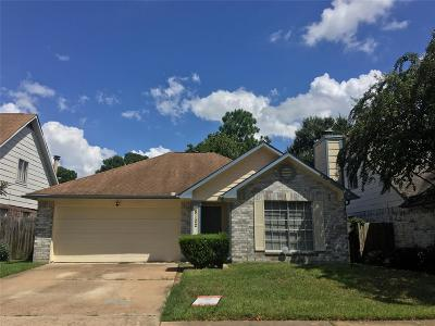 Single Family Home For Sale: 8102 Big Oak Trail Drive
