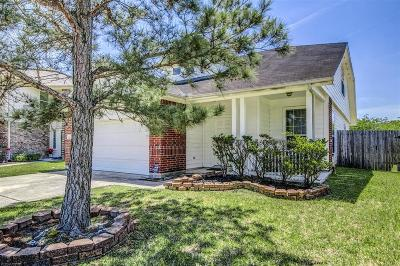 Humble TX Single Family Home For Sale: $195,000