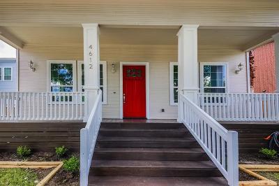 Houston Single Family Home For Sale: 4612 Kermit