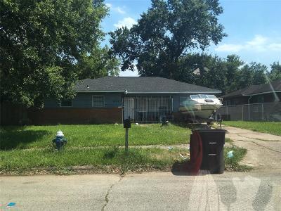 Single Family Home For Sale: 8538 Northton Street