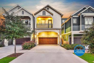 Houston Single Family Home For Sale: 925 Lawrence Street #B