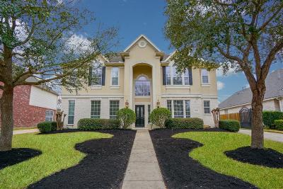 Katy Single Family Home For Sale: 23618 Rollinford Lane