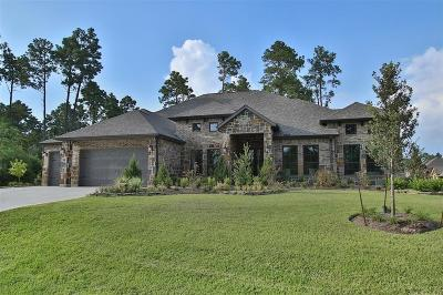 Magnolia Single Family Home For Sale: 12606 Damuth Court
