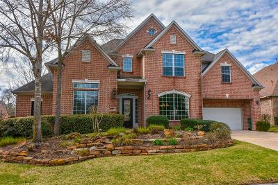 Spring Single Family Home For Sale: 11 Oakley Downs Place