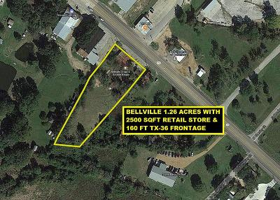 Bellville Single Family Home For Sale: 757 W Main Street