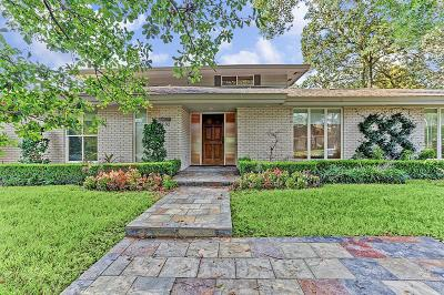 Houston Single Family Home For Sale: 10102 Willowgrove Drive