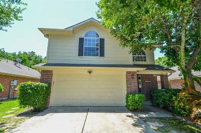 Kingwood Single Family Home For Sale: 21795 Whispering Forest Drive