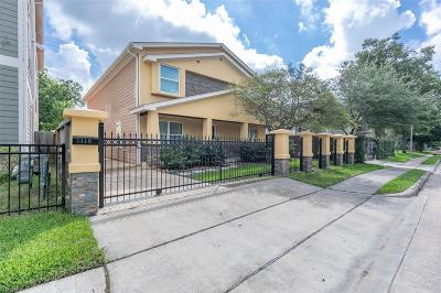 Houston TX Single Family Home For Sale: $769,900