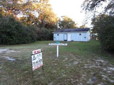 Burleson County Single Family Home Pending: 111 Whispering Oaks Drive