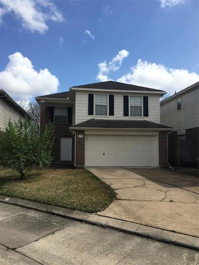 Houston Single Family Home For Sale: 8126 Golf Green Circle