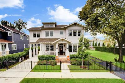 Houston Single Family Home For Sale: 623 Oxford Street