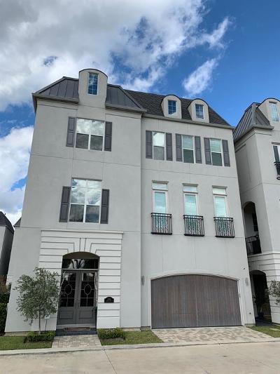 Houston Single Family Home For Sale: 11106 Savannah Woods Lane