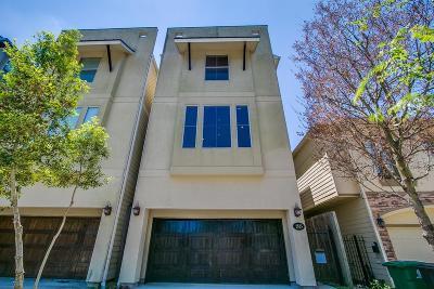 Houston Single Family Home For Sale: 5533 Kiam Street