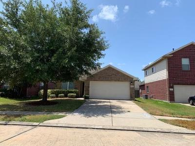 Fort Bend County Single Family Home For Sale: 2602 Feather Green Trail
