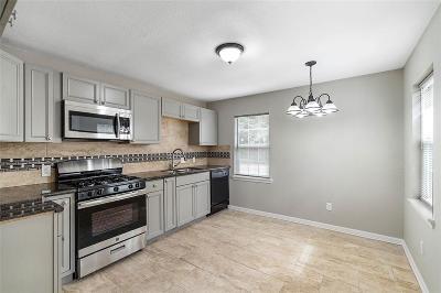 Deer Park Single Family Home For Sale: 7422 Stephanie Drive
