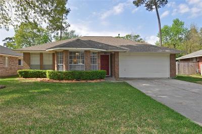 Kingwood TX Single Family Home For Sale: $175,000