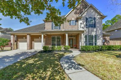 Humble Single Family Home For Sale: 18023 Crescent Royale Way