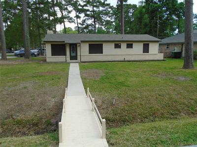 Huffman Single Family Home For Sale: 227 Cherry Valley Drive