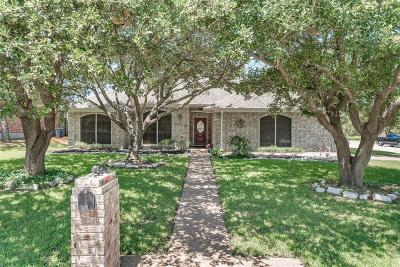 Madison County, Brazos County Single Family Home For Sale: 3900 Cheshire