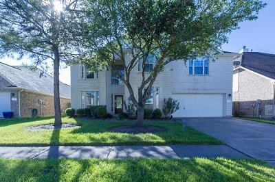 Manvel Single Family Home For Sale: 77 Terra Bella Drive