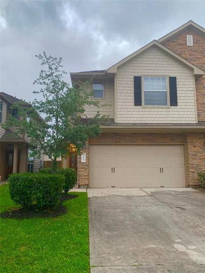Houston TX Condo/Townhouse For Sale: $177,000