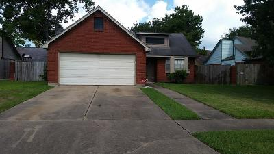 Katy Single Family Home For Sale: 2307 Marot Drive