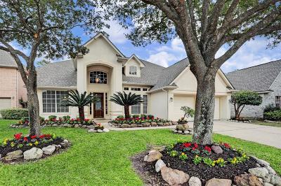 Houston Single Family Home For Sale: 7622 Oak Fern