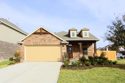 Katy Single Family Home For Sale: 28722 Mayes Bluff
