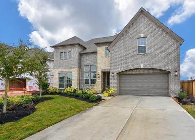Magnolia Single Family Home For Sale: 27112 Madeline Lake Circle