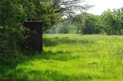Fort Bend County Farm & Ranch For Sale: Rycade School Road