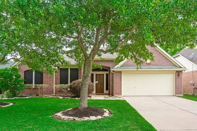 Houston Single Family Home For Sale: 12907 Coopers Hawk Drive