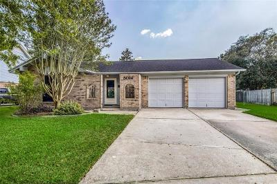 Pearland Single Family Home For Sale: 5014 Groveton Lane