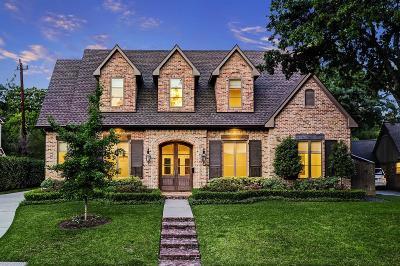 Houston Single Family Home For Sale: 12103 Beauregard Drive