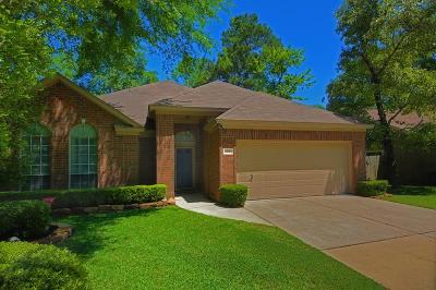The Woodlands Single Family Home For Sale: 24 Barn Lantern Place