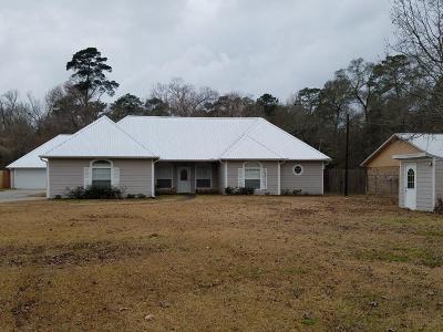 Huffman Single Family Home For Sale: 25507 Wildwood Lane