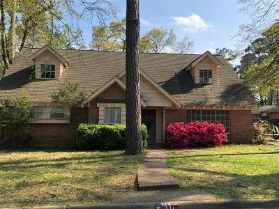 Conroe Single Family Home For Sale: 311 Wildwood