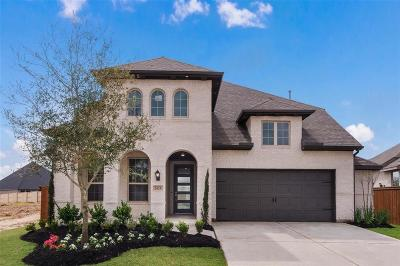 Katy Single Family Home For Sale: 2619 Country Lane