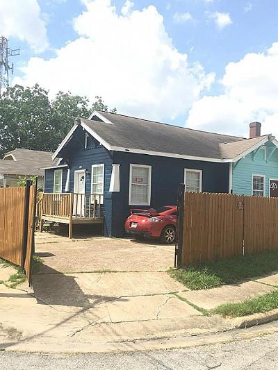 Houston Multi Family Home For Sale: 135 N Maplewood Street