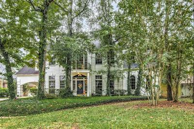 The Woodlands Single Family Home For Sale: 50 Pebble Cove Drive