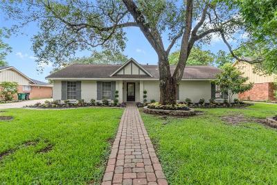 Houston Single Family Home For Sale: 5616 Pine Street