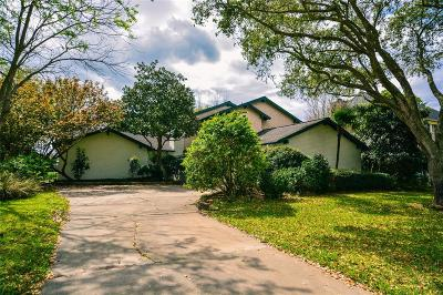 Missouri City Single Family Home For Sale: 3910 Point Clear Drive