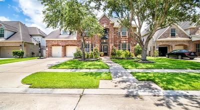League City Single Family Home For Sale: 5409 Magnolia Green Lane