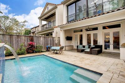 Houston Single Family Home For Sale: 4119 Blossom Street