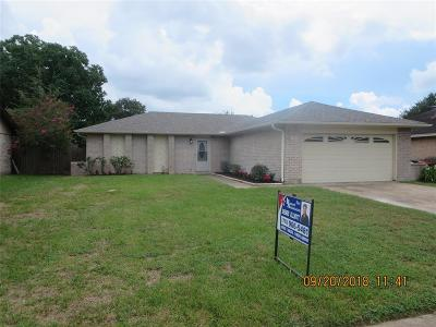 Houston Single Family Home For Sale: 7518 Kite Hill Drive