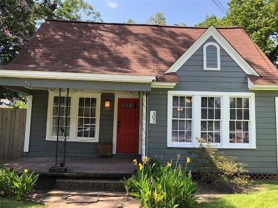 Pasadena Single Family Home For Sale: 302 Elm Avenue