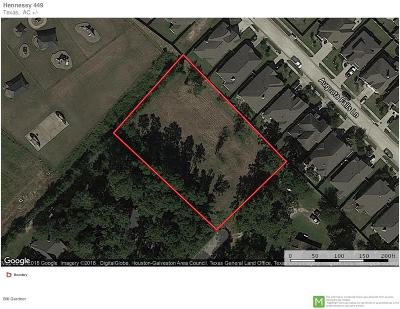 Spring Residential Lots & Land For Sale: 7907 Hennessy Lane