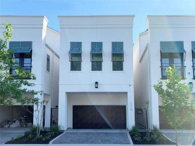 Midtown Single Family Home For Sale: 1711 Holman Street