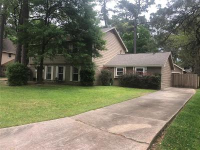 Spring Single Family Home For Sale: 16906 Summit Oaks Lane