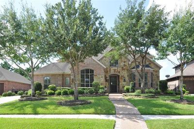 Humble Single Family Home For Sale: 12810 Spirit Mound Lane